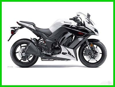 Kawasaki : Ninja New 2013 Kawasaki Ninja ZX1000 ZX 1000 ABS white or green motorcycle OTD Price