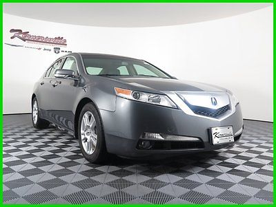 Acura : TL 3.5 FWD 3.5L V-6 USED Sedan - Leather Seats USED 87k Miles 2010 Acura TL 3.5 Technology Sunroof Navigation Backup Camera