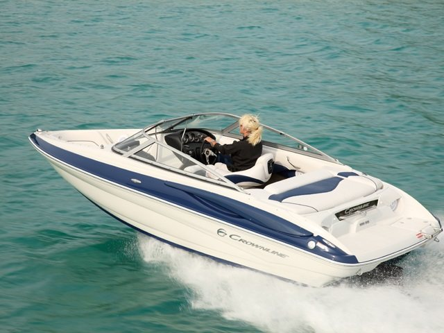 2015 Crownline 185 SS