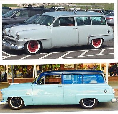 Plymouth : Other Station Wagon 1953 plymouth suburban
