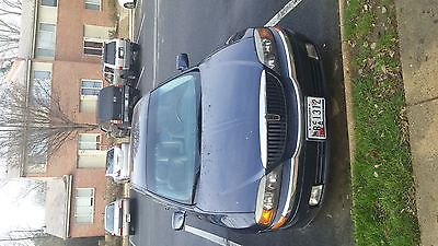 Lincoln : LS 2001 lincoln ls