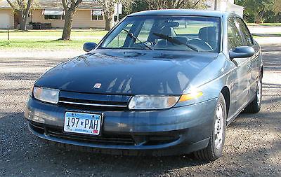Saturn : L-Series L300 2002 saturn l 300 base sedan 4 door 3.0 l