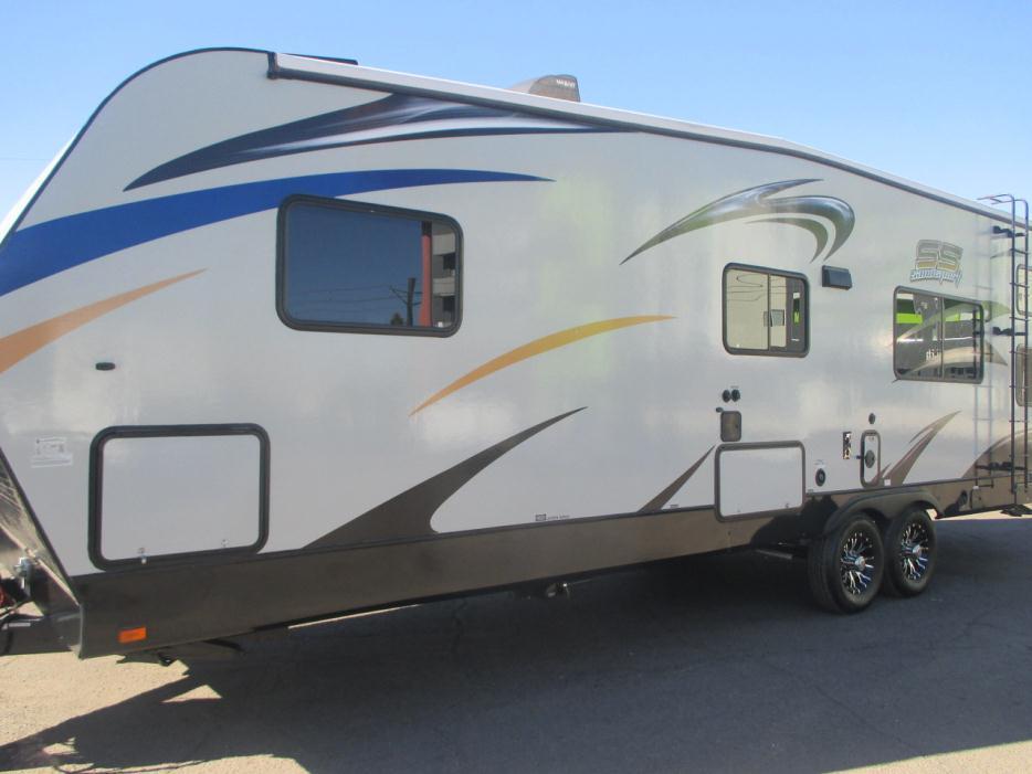 2012 Pacific Coachworks Sandsport 280FS