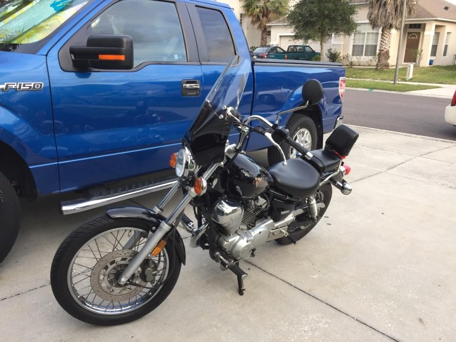 Yamaha virago 250 motorcycles for sale in florida for Yamaha stryker bullet cowl for sale