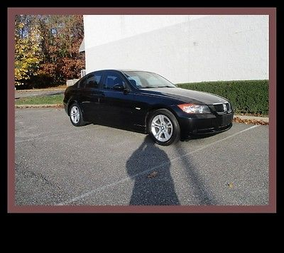 BMW : 3-Series 328xi 54k miles new tires Mint 08 bmw 328 xi 4 x 4 leather moonroof heated seats clean car fax low miles