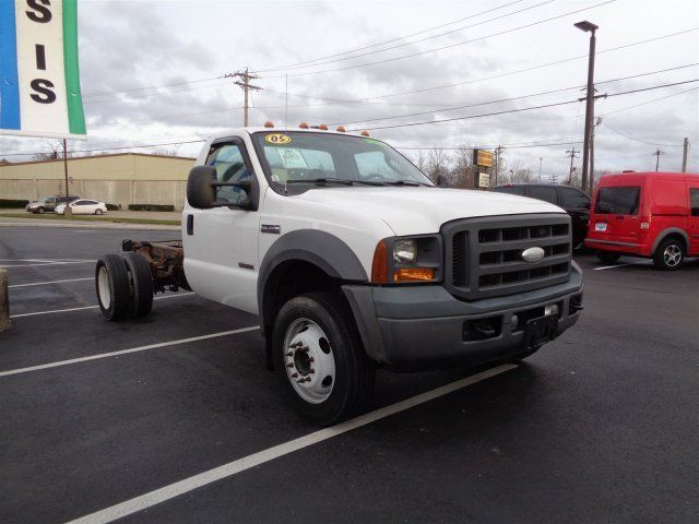 Ford : Other Pickups XL 2005 ford f 550 cab and chassis