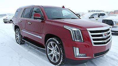 Cadillac : Escalade Luxury Sport Utility 4-Door 2015 cadillac escalade luxury sport utility 4 door 6.2 l