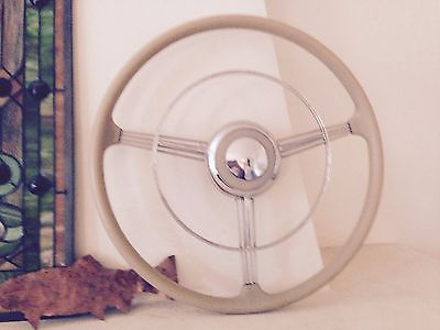 1948 Chris Craft banjo style steering wheel new condition