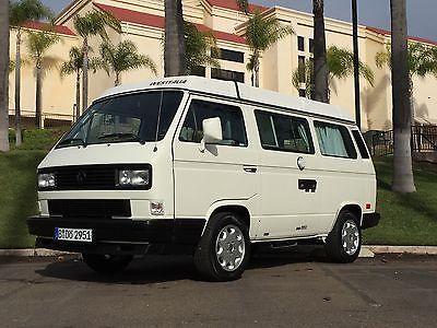 Volkswagen : Bus/Vanagon 1990 vw vanagon westfalia 37 k miles