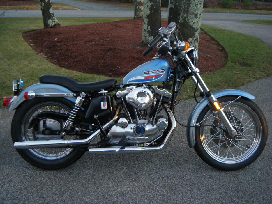 1972 harley sportster 1000 motorcycles for sale. Black Bedroom Furniture Sets. Home Design Ideas