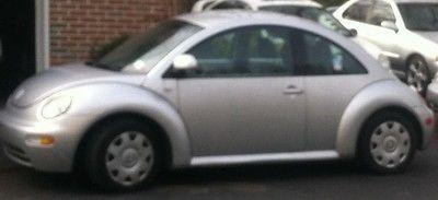 Volkswagen : Beetle-New 2000 volkswagon beetle bug 2.0 5 spd good tires runs great cold a c read ad