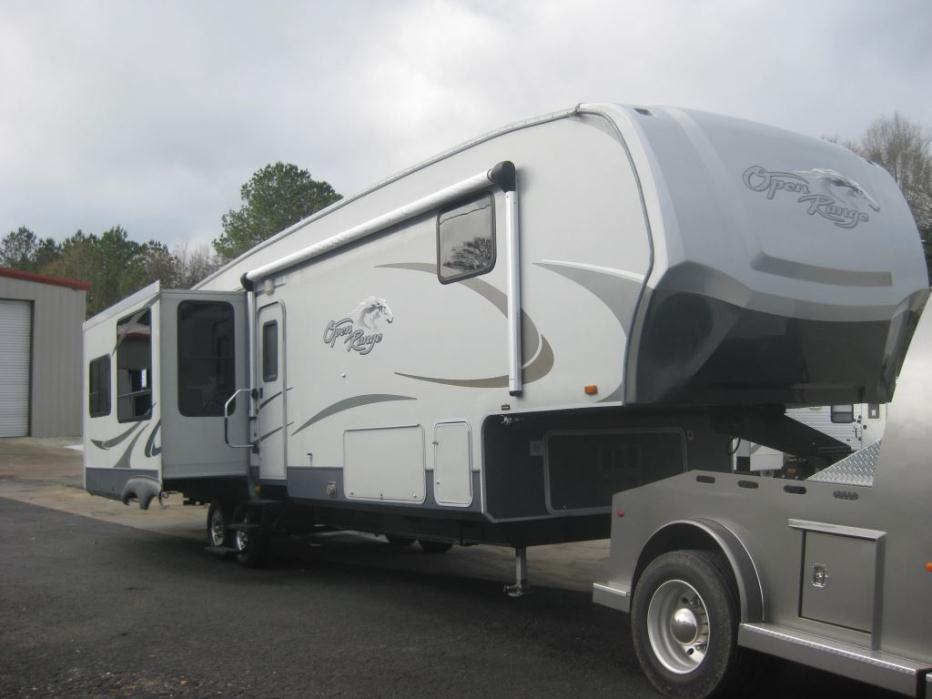 2008 Pilgrim Open Road 358R4LS