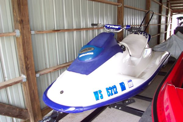 1997 Sea-Doo GSX