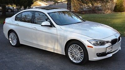 BMW : 3-Series 335xi 2014 bmw 335 xi awd low mileage one owner many option packages included