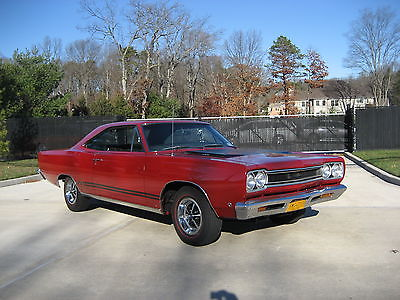 Plymouth : GTX restored 1968 plymouth gtx 4 speed dana