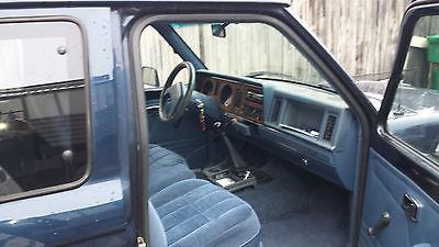 Ford : Ranger XLT-EXTENDED CAB 1988 ford xlt ranger pickup