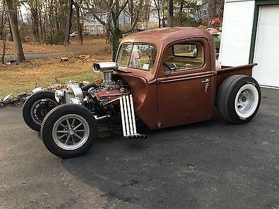 Ford : Other Pickups 1945 ford pickup ratrod custom