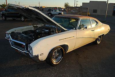 Buick : Skylark GS California 1968 buick skylark gs california 2 dr