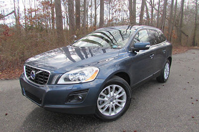 Volvo : XC60 T6 2010 volvo xc 60 t 6 awd navigation clean car fax best deal must see super clean