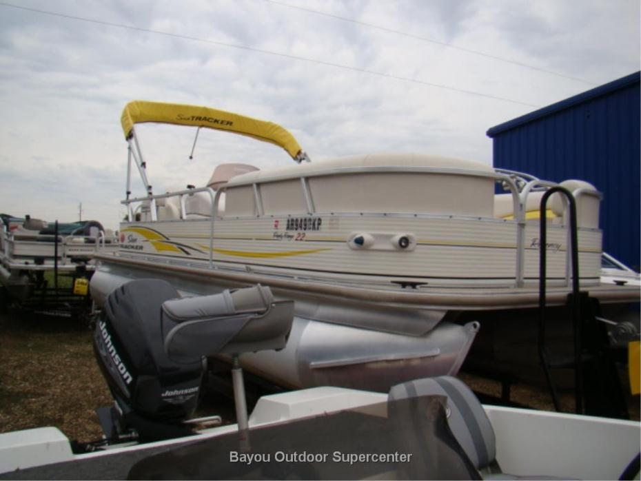 2007 Sun Tracker PARTY BARGE 22 Regency Edition