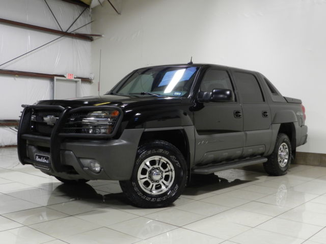 Chevrolet : Avalanche 2500 8.1L HARD TO FIND CHEVROLET AVLANCHE 2500 4X4 8.1L ENGINE ONE OWNER SUNROOF TOW