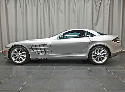 Mercedes-Benz : SLR McLaren 2006 mercedes benz slr mclaren