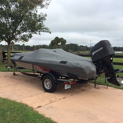 2011 Nitro Z-7 Bass Boat