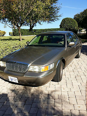 Mercury : Grand Marquis LS/LSE 2002 mercury marquis ls low mileage everything on it