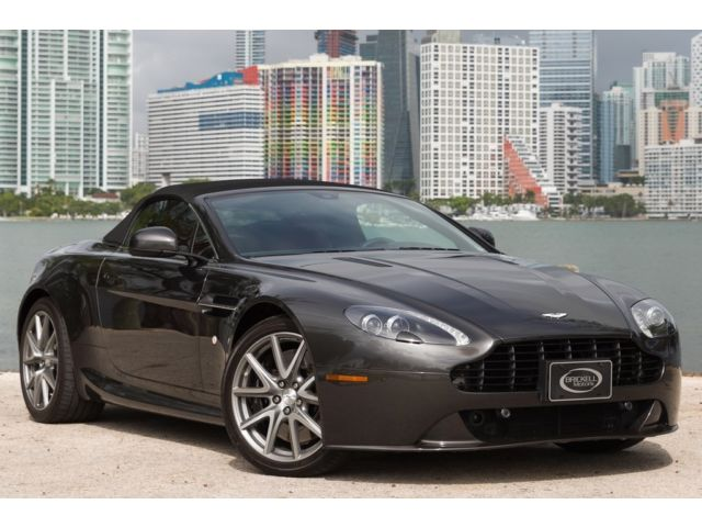 Aston Martin : Other Base Base Manual Convertible 4.7L CD 160W Aston Martin Audio System w/6-CD Changer