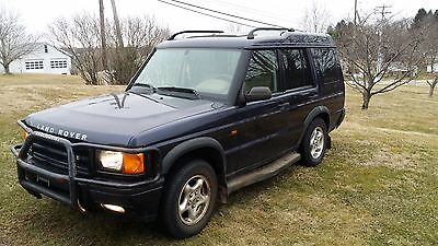 Land Rover : Discovery V8 Sport Utility 4-Door 2000 land rover discovery ii 2