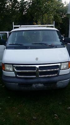 Dodge : Ram Van Base Standard Cargo Van 3-Door 1999 dodge ram 2500 van base standard cargo van 3 door 5.2 l
