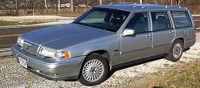 Volvo : V90 Base Wagon 4-Door Silver 1998 Volvo V90 Wagon Excellent Condition Mileage Two Owners - 240,000 mi