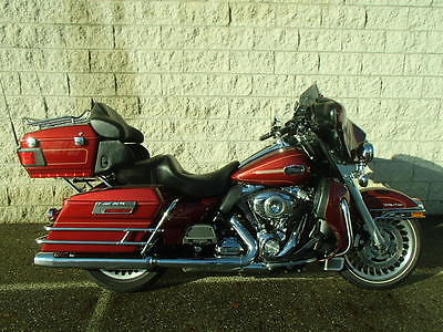 Harley-Davidson : Touring 2010 harley davidson flhtcu ultra classic