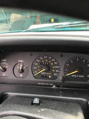 Ford : Escort LX Sedan 4-Door 1994 ford escort lx sedan 4 door 1.9 l