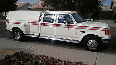 Ford : F-350 Lariat Dually F 350 Low Low miles Best on ebay Mint condition