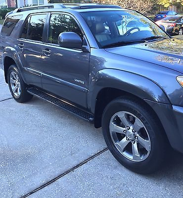 Toyota : 4Runner Limited Used Limited Edition 4 Runner, Perfect Condition, One Owner, Garage Kept