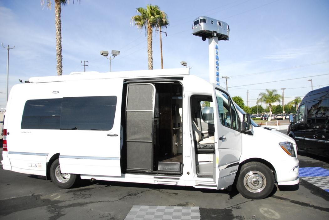 Airstream interstate 3500 gt rvs for sale for Mercedes benz 3500 airstream