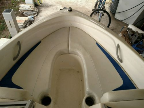 2006 Bayliner 175 3.0L 135 HP I/O Bowrider Boat