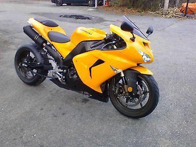 Kawasaki : Ninja Kawasaki ZX1000 Motorcycle