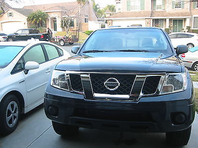 Ford : Other Pickups NISSAN FRONTIER 2WD 18K MILES CREW CAB