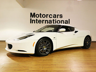 Lotus : Evora 2+2 Evora 2+2 with lots of options and extras!