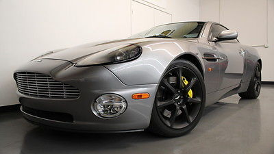 Aston Martin : Vanquish Base Coupe 2-Door 2004 aston martin