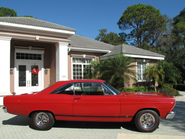 Ford : Fairlane 1966 ford fairlane gt a real gt stunning