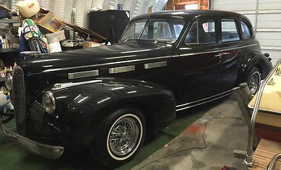 Cadillac : Other 350 Chev 1940 cadillac la salle 50 series