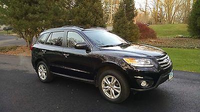 Hyundai : Santa Fe Limited 2012 hyundai santa fe limited awd