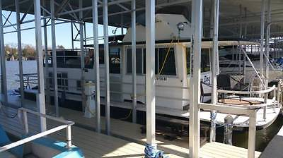 36' Gibson House Boat - Completely Remodeled!!!