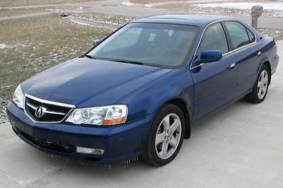 Acura : TL 2002 acura tl