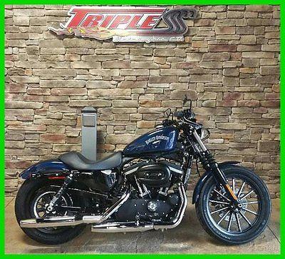 Harley-Davidson : Sportster 2013 harley davidson sportster iron 883 used