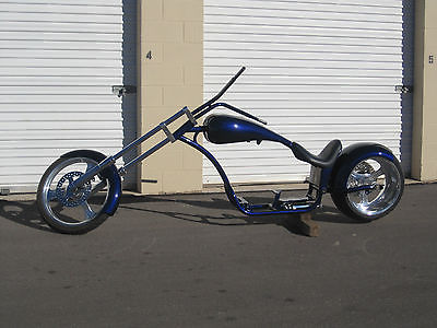 Custom Built Motorcycles : Chopper 2004 wally s world custom chopper rolling chassis with weld wheels