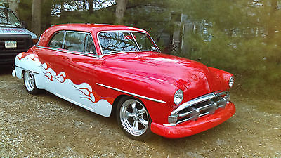 Plymouth : Other 1951 plymouth 2 door hardtop coupe custom street rod very nice cruiser